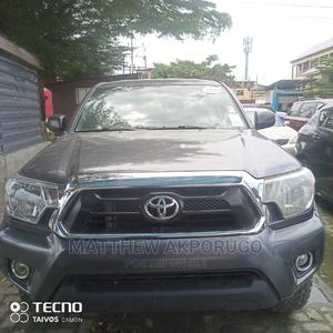 Toyota Tacoma 2015 Gray | Cars for sale in Lagos State, Lekki