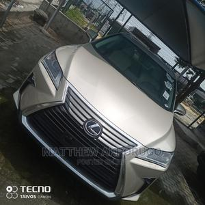 Lexus RX 2016 Gold   Cars for sale in Lagos State, Lekki