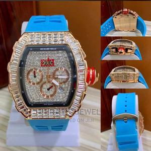 Full Ice Richard Mille | Watches for sale in Lagos State, Ikotun/Igando
