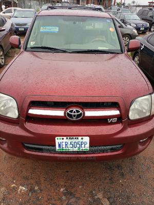 Toyota Sequoia 2006 Red   Cars for sale in Imo State, Owerri