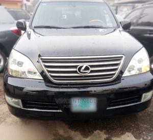 Lexus GX 2007 470 Sport Utility Black   Cars for sale in Anambra State, Onitsha