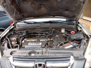 Honda CR-V 2004 2.0i ES Automatic Silver | Cars for sale in Ekiti State, Ado Ekiti