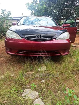 Toyota Camry 2006 Red | Cars for sale in Lagos State, Surulere