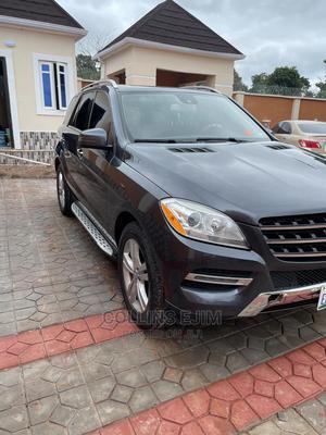 Mercedes-Benz M Class 2015 Gray   Cars for sale in Enugu State, Enugu