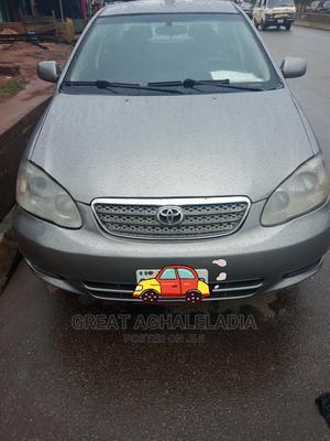 Toyota Corolla 2004 Sedan Automatic Gray | Cars for sale in Edo State, Benin City