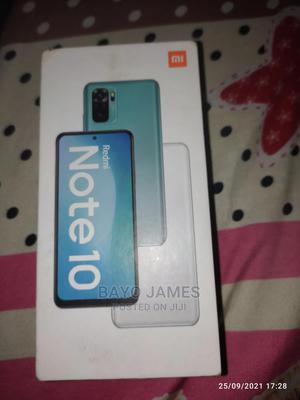 Xiaomi Redmi Note 10 128 GB Green | Mobile Phones for sale in Lagos State, Surulere