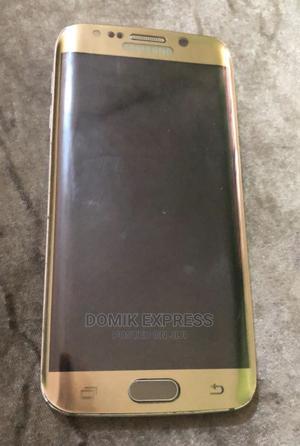Samsung Galaxy S6 edge 64 GB Black   Mobile Phones for sale in Lagos State, Ikorodu