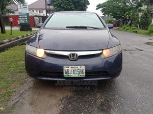Honda Civic 2006 Blue   Cars for sale in Rivers State, Obio-Akpor