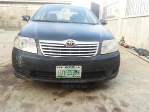 Toyota Corolla 2007 1.8 VVTL-i TS Black | Cars for sale in Oyo State, Ibadan