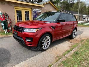 Land Rover Range Rover Sport 2014 Red   Cars for sale in Lagos State, Ikeja