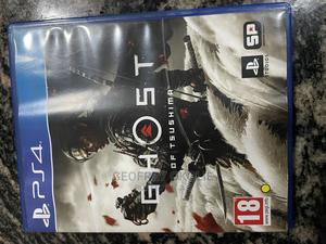 Ghost of Tsushima PS4   Video Games for sale in Rivers State, Port-Harcourt
