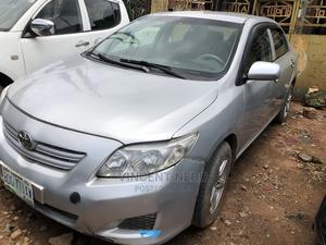 Toyota Corolla 2010 Silver   Cars for sale in Anambra State, Onitsha