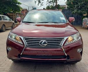 Lexus RX 2016 350 AWD Red   Cars for sale in Lagos State, Yaba