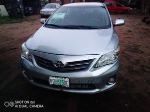 Toyota Corolla 2013 Silver   Cars for sale in Delta State, Oshimili South