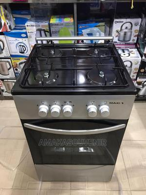 Maxi 60*60 3 Gas 1 Electric Electric Standing Cooker   Kitchen Appliances for sale in Lagos State, Lagos Island (Eko)
