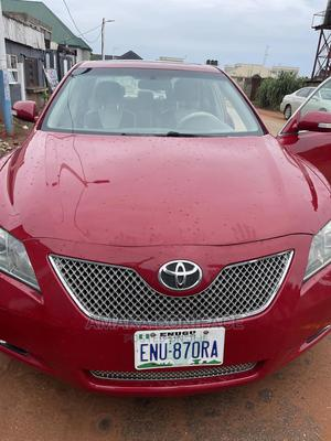 Toyota Camry 2008 Red | Cars for sale in Delta State, Oshimili South