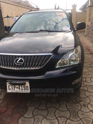 Lexus RX 2007 350 Black   Cars for sale in Lagos State, Amuwo-Odofin