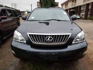 Lexus RX 2008 350 AWD Black | Cars for sale in Lagos State, Alimosho