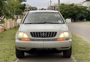 Lexus RX 2003 300 4WD Silver   Cars for sale in Abuja (FCT) State, Asokoro