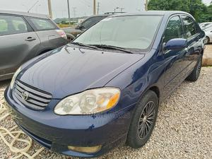 Toyota Corolla 2004 LE Blue   Cars for sale in Abuja (FCT) State, Katampe