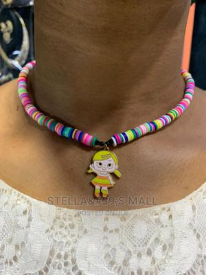 Beaded Choker Multi Colored | Jewelry for sale in Lagos State, Lagos Island (Eko)