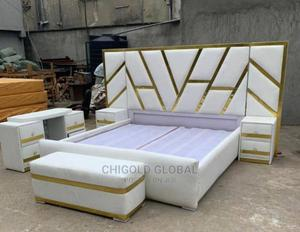 High Quality Design Bed Frame   Furniture for sale in Lagos State, Shomolu