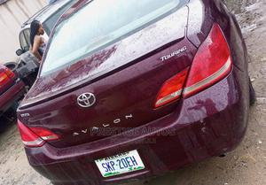 Toyota Avalon 2006 Limited Red | Cars for sale in Abia State, Aba North