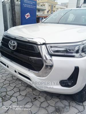 New Toyota Hilux 2020 2.4 Diesel White   Cars for sale in Lagos State, Victoria Island