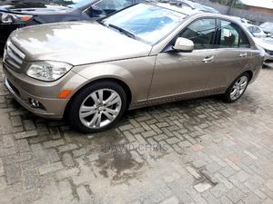 Mercedes-Benz C300 2008 Gold | Cars for sale in Lagos State, Ajah