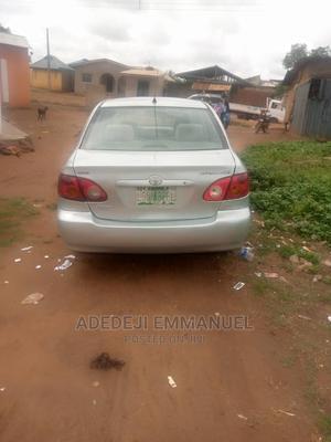 Toyota Corolla 2005 Silver | Cars for sale in Ogun State, Ado-Odo/Ota
