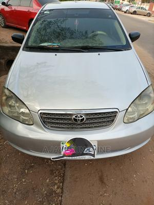 Toyota Corolla 2005 CE Silver | Cars for sale in Oyo State, Ibadan