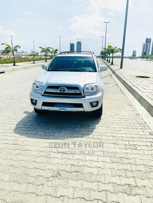 Toyota 4-Runner 2006 Sport Edition 4x4 V6 Silver | Cars for sale in Lagos State, Lekki
