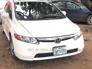 Honda Civic 2007 White | Cars for sale in Kano State, Kano Municipal