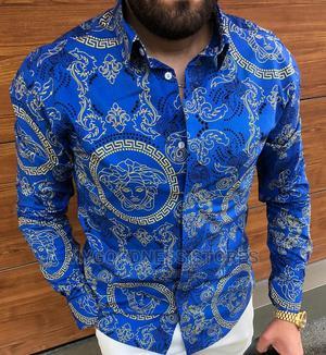 Turkey Versace Shirt | Clothing for sale in Lagos State, Lagos Island (Eko)