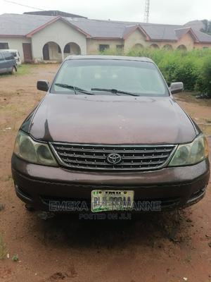 Toyota Avalon 2004 XL Brown | Cars for sale in Imo State, Owerri