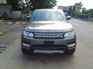 Land Rover Range Rover Sport 2014 HSE 4x4 (3.0L 6cyl 8A) Brown | Cars for sale in Lagos State, Abule Egba