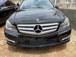 Mercedes-Benz C300 2012 Black | Cars for sale in Kaduna State, Kaduna / Kaduna State