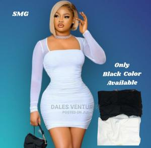Hot Sexy Long Sleeve Club Party Bodycon Dresses   Clothing for sale in Lagos State, Lekki