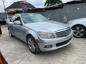 Mercedes-Benz C300 2008 Silver | Cars for sale in Lagos State, Agege