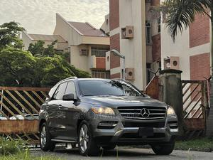 Mercedes-Benz M Class 2015 Gray | Cars for sale in Abuja (FCT) State, Central Business District