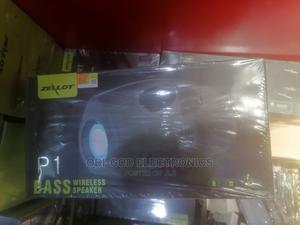 Zealot P1 Bass Wireless Speaker | Audio & Music Equipment for sale in Lagos State, Ikeja