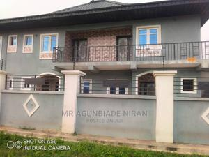 Furnished 3bdrm Block of Flats in Oluwo New Ife Road, Alakia for Sale | Houses & Apartments For Sale for sale in Ibadan, Alakia