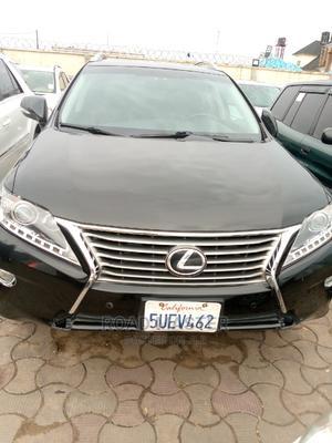 Lexus RX 2014 350 AWD Black | Cars for sale in Lagos State, Amuwo-Odofin