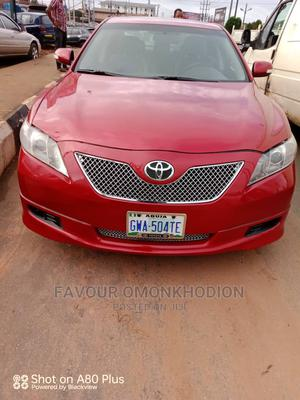 Toyota Camry 2009 Red   Cars for sale in Edo State, Benin City