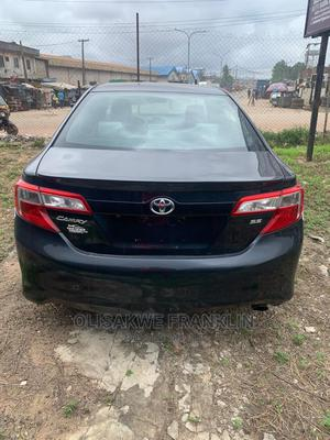 Toyota Camry 2014 Black   Cars for sale in Anambra State, Onitsha