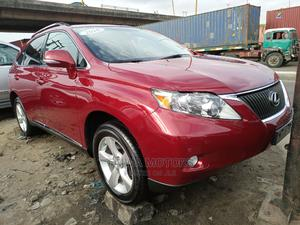 Lexus RX 2010 350 Red   Cars for sale in Lagos State, Apapa