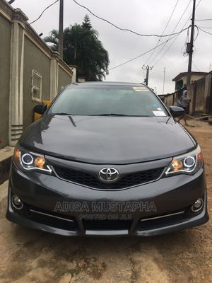 Toyota Camry 2013 Gray   Cars for sale in Lagos State, Ogba