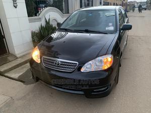 Toyota Corolla 2006 S Black   Cars for sale in Lagos State, Ikeja