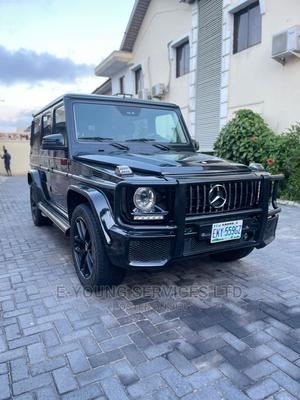 Mercedes-Benz G-Class 2014 Black   Cars for sale in Lagos State, Lekki