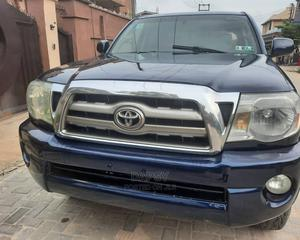 Toyota Tacoma 2006 Access Cab Blue   Cars for sale in Lagos State, Ejigbo